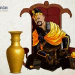 Chiếc bình vàng