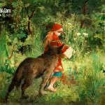 Cô bé quàng khăn đỏ [Truyện cổ tích cho bé]