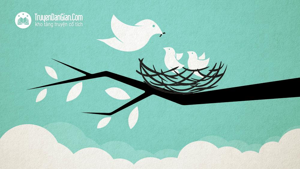 Sáo, Sẻ và Chích Bông - Chuyện về ba con chim