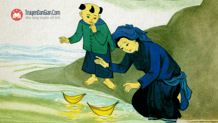 Sự tích hồ Ba Bể [Truyện truyền thuyết Việt Nam]