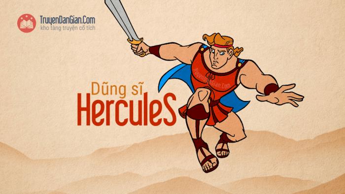 12 chiến công của Hercules [Thần thoại Hy Lạp]