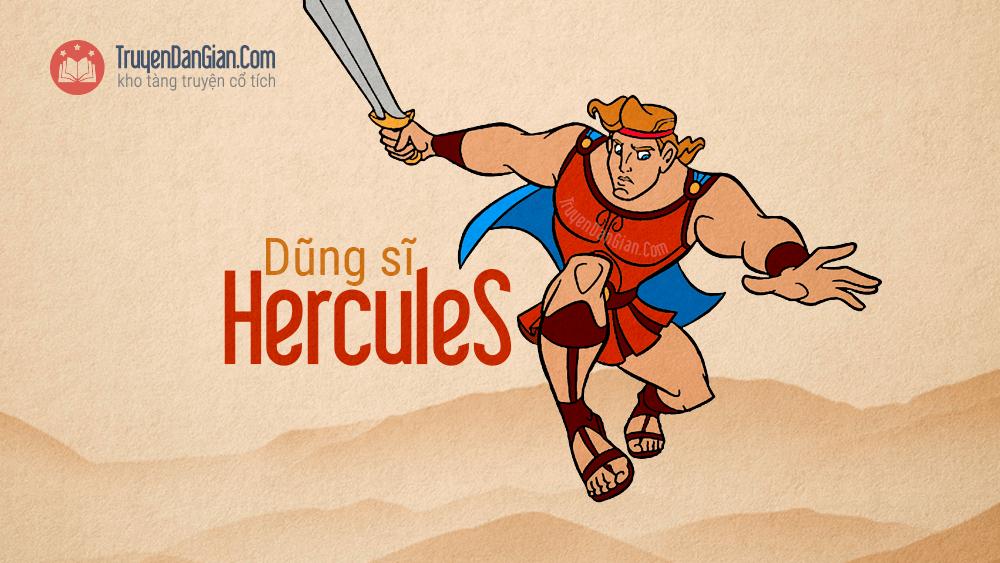 12 chiến công của Hercules