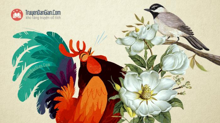 Chim và Gà [Câu chuyện hay về cuộc sống]