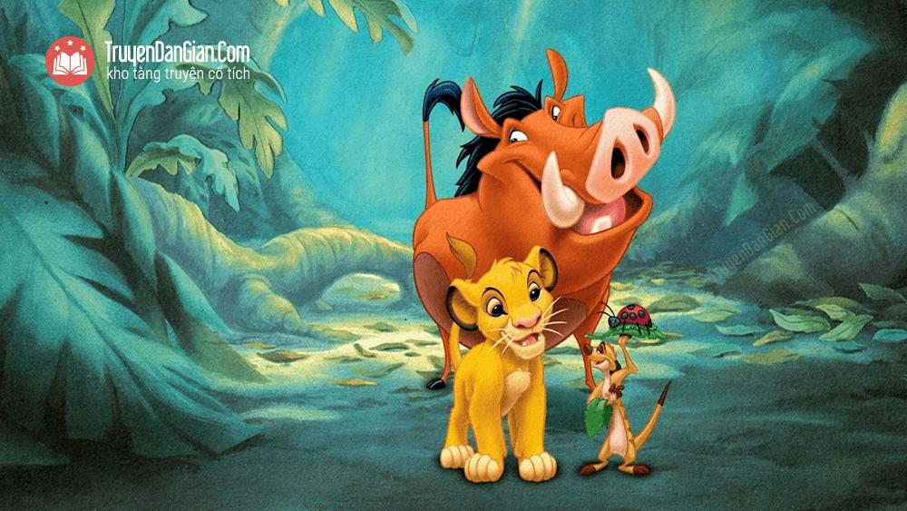 Simba và những người bạn