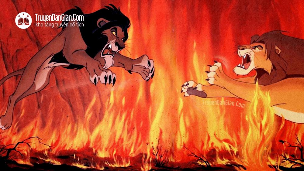 Simba vs Scars