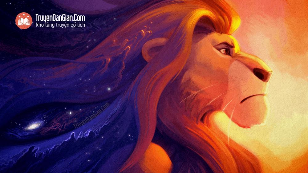 Truyện tranh vua sư tử