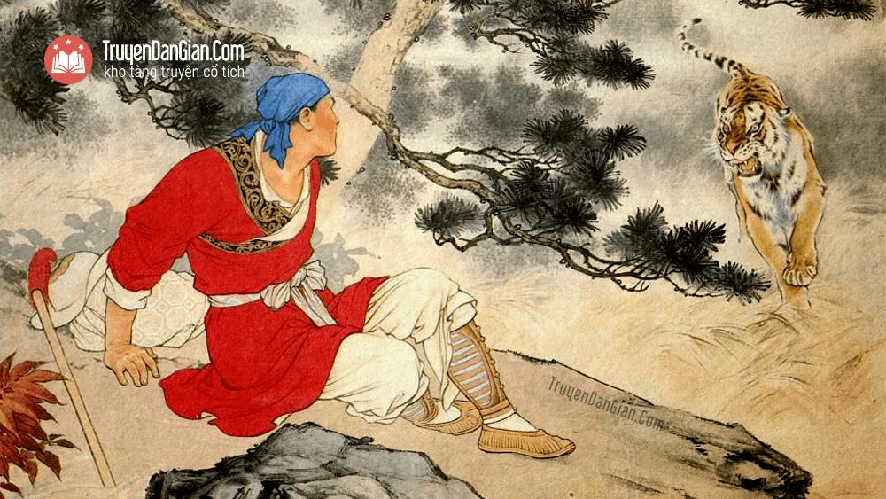 Truyện Võ Tòng đánh hổ