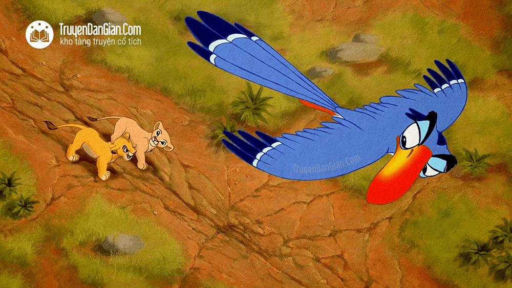 Truyện vua sư tử Simba
