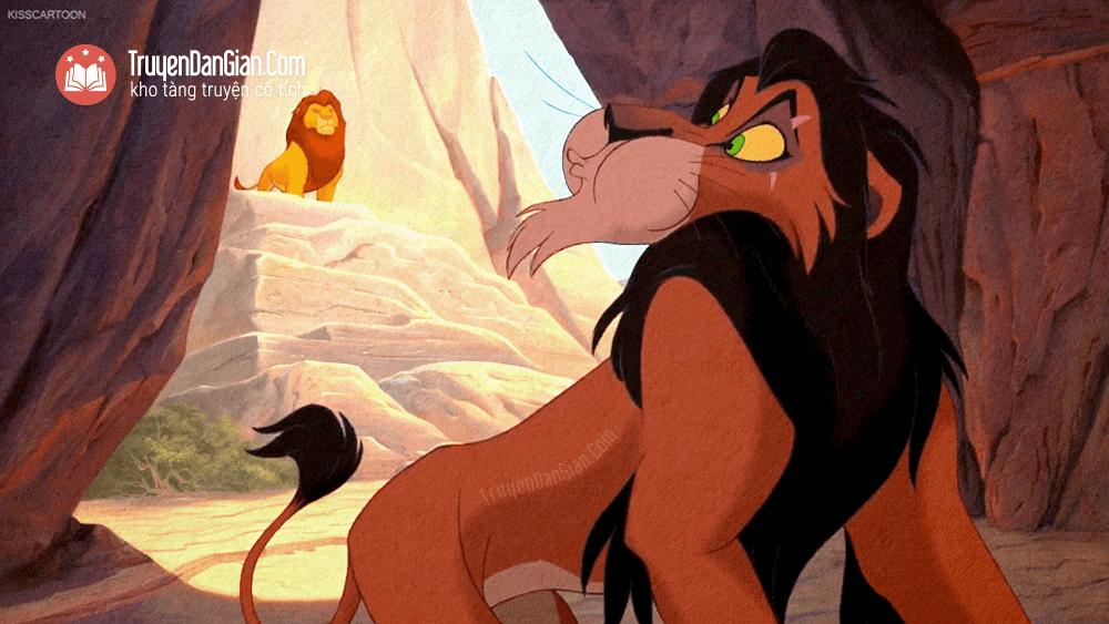 Truyện vua sư tử