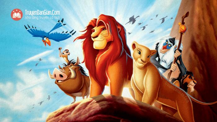 Vua sư tử [Niềm kiêu hãnh của Simba]
