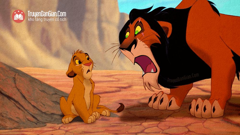 Vua sư tử II - Niềm kiêu hãnh của Simba