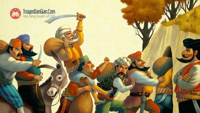 Alibaba và 40 tên cướp [Nghìn lẻ một đêm]