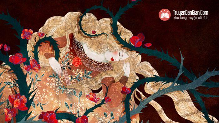 Công chúa ngủ trong rừng [Truyện cổ Perrault]