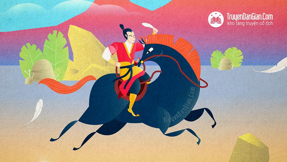 Truyện An Dương Vương và Mị Châu - Trọng Thủy