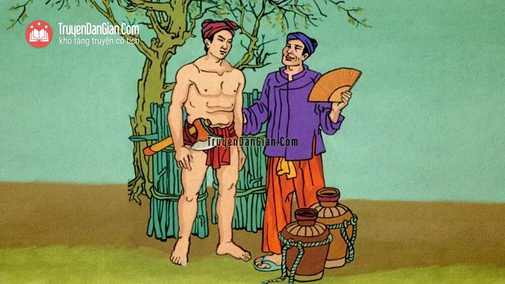 Truyện cổ tích Thạch Sanh - Lý Thông