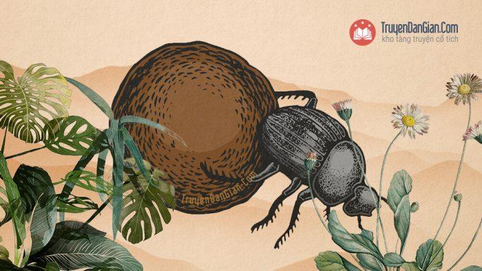 Sự tích con bọ hung [Truyện cổ tích Việt Nam]