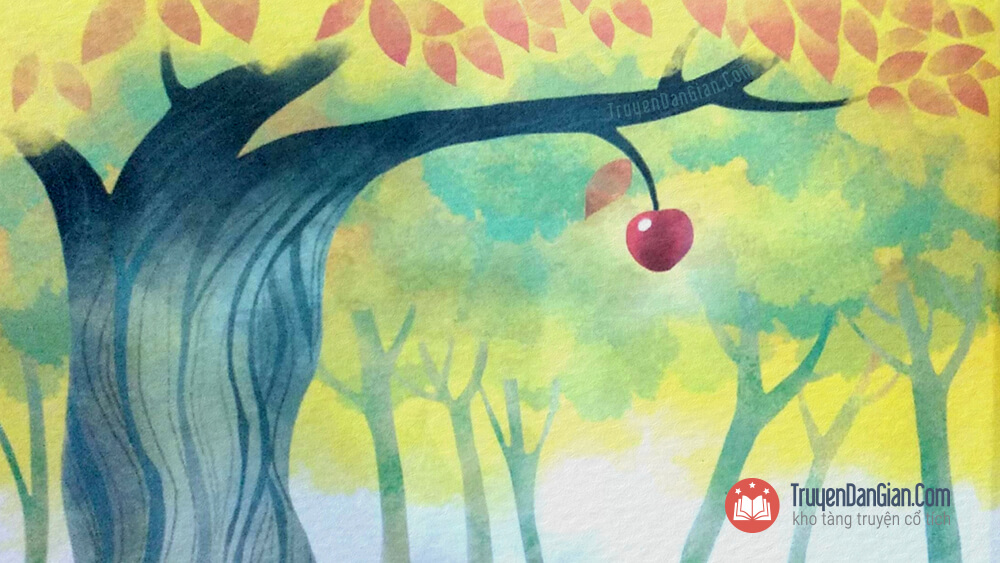 Câu chuyện Quả táo của ai?